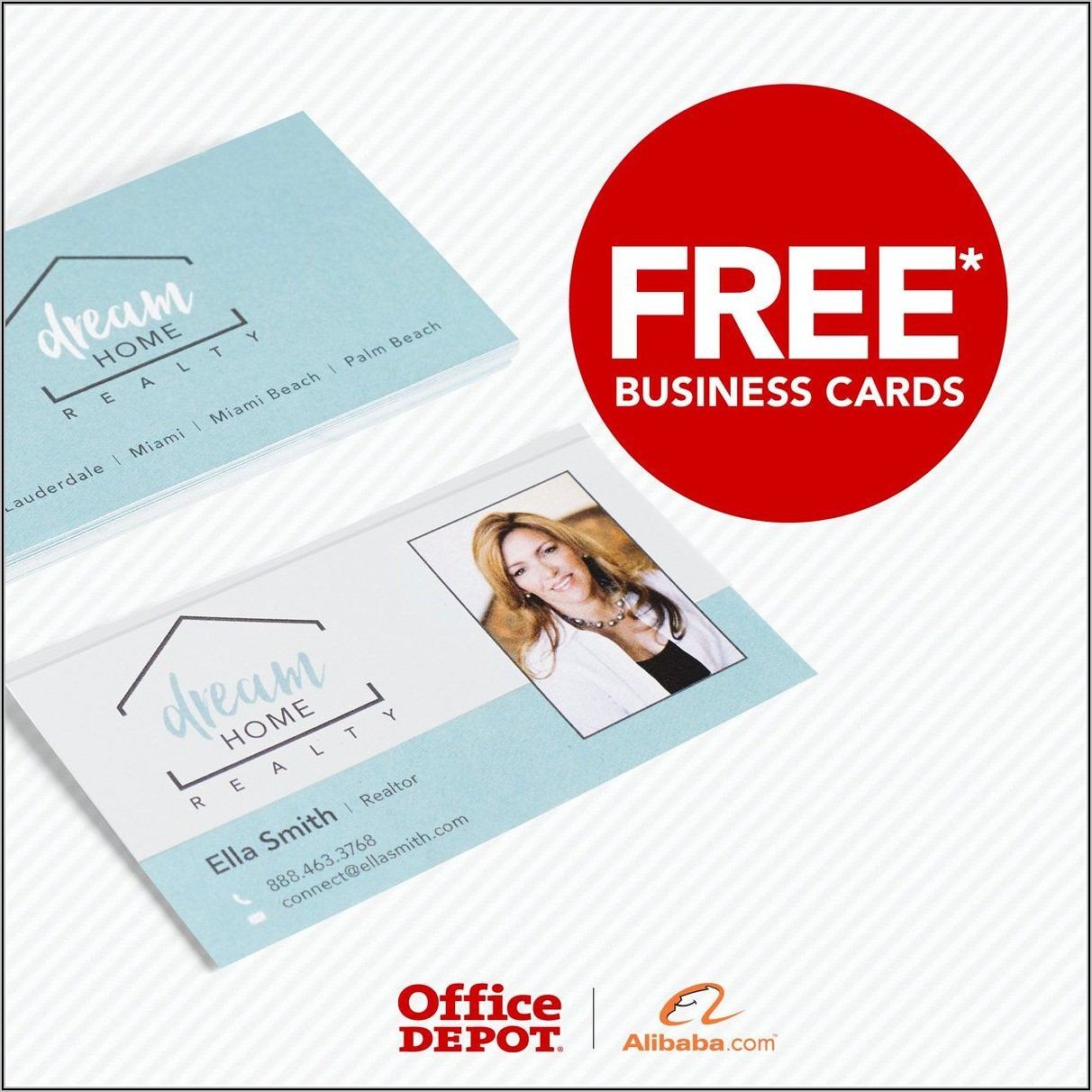 Office Depot Business Cards Coupon Code