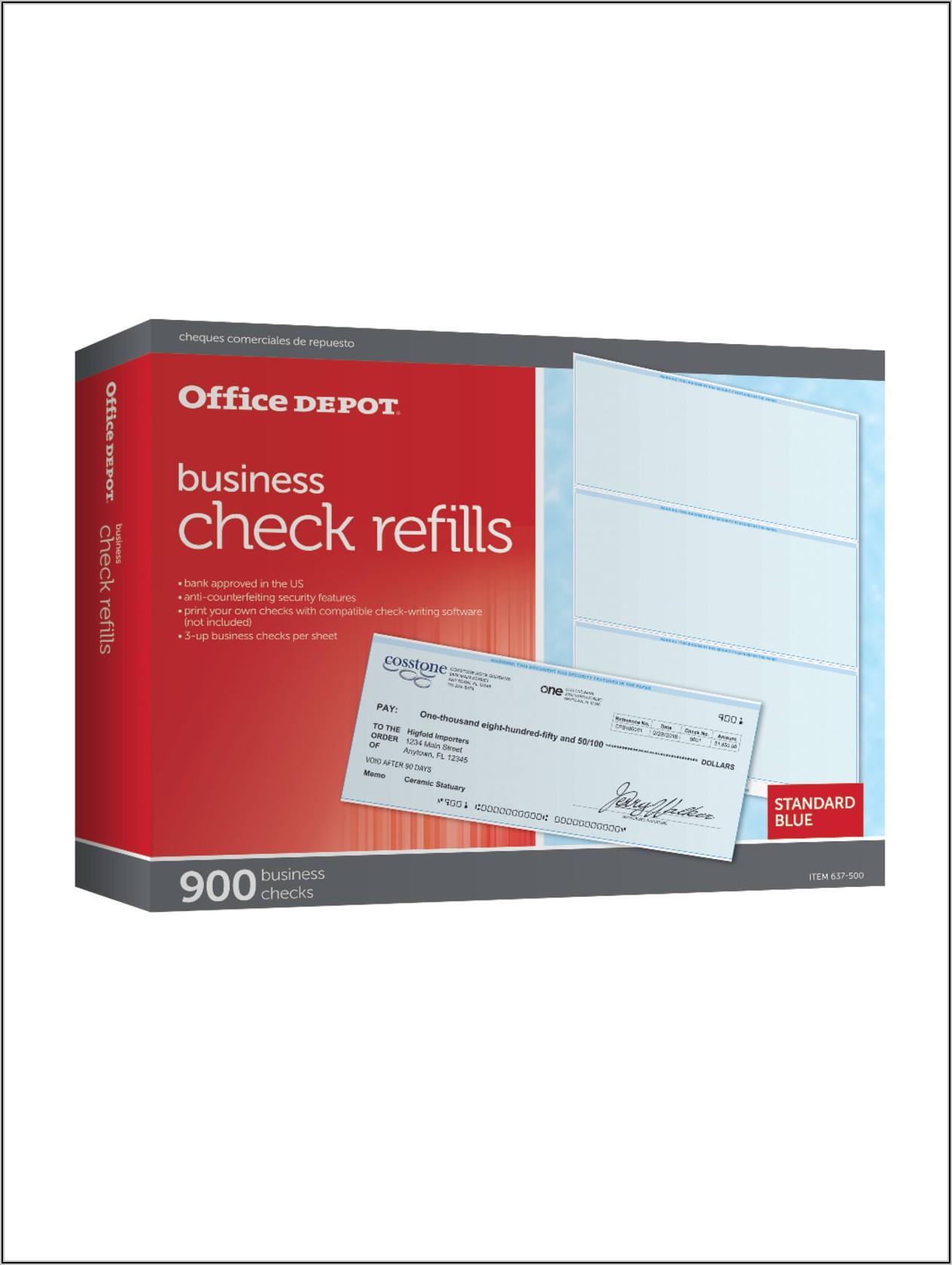 Office Depot Business Cards Online