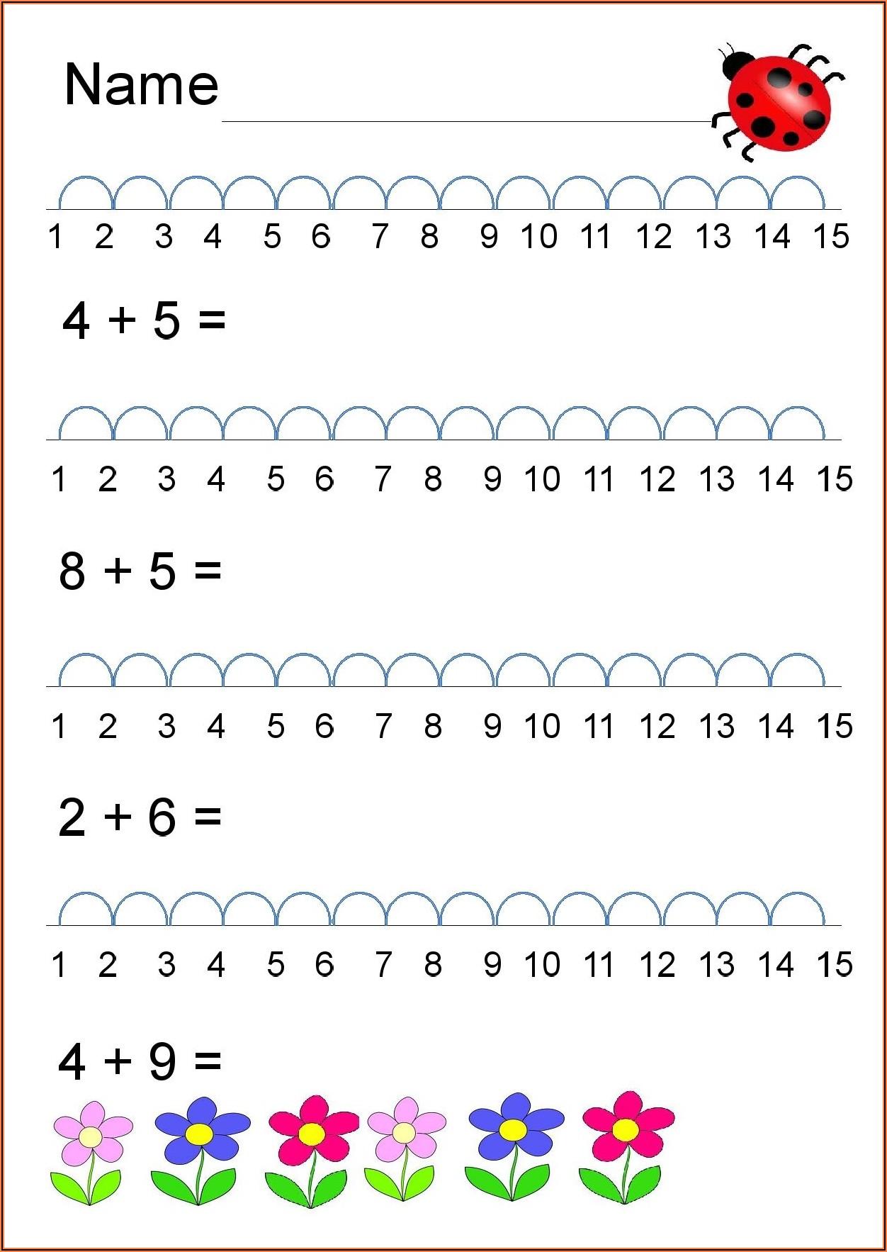 Prime Numbers Worksheet Grade 5