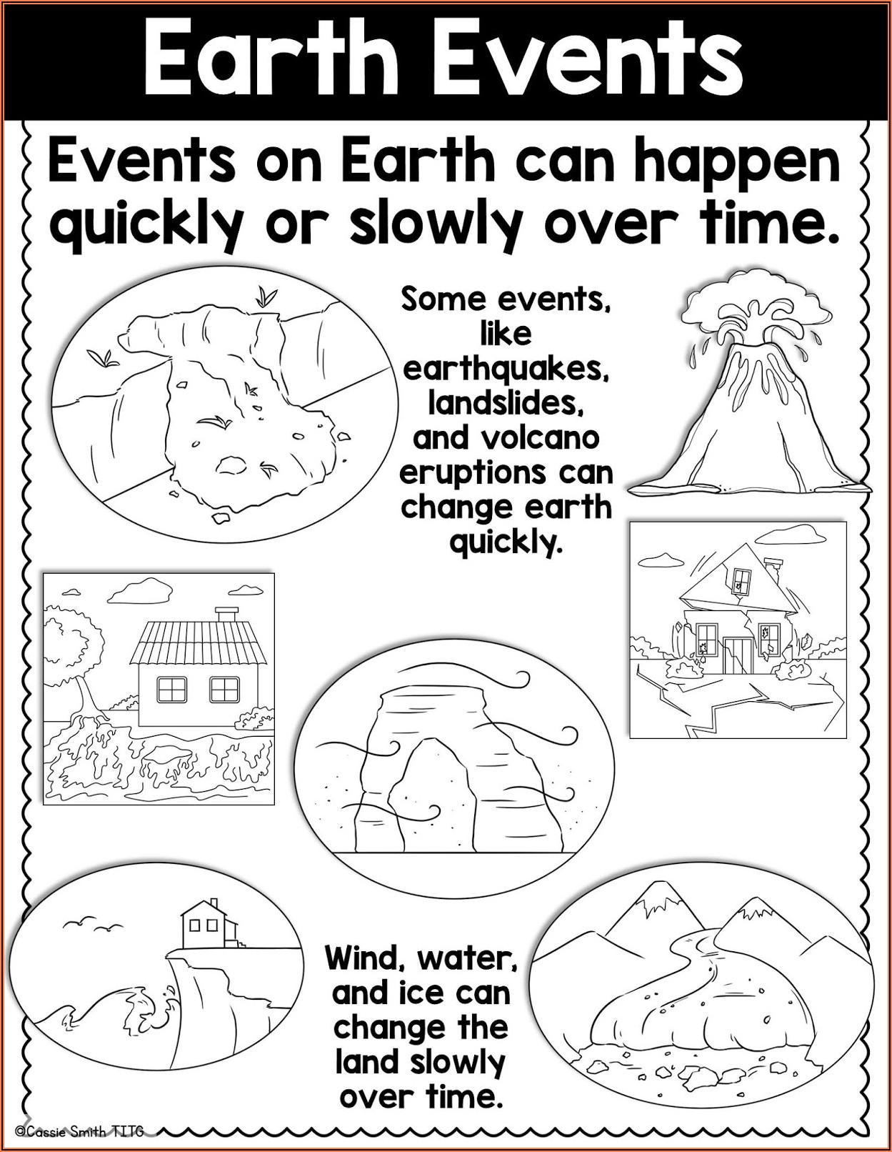 Printable Worksheets For 2nd Grade Science