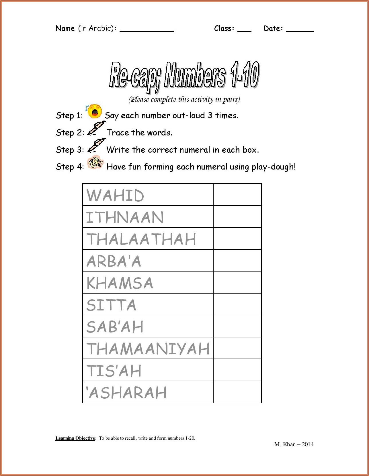 Roman Numerals Worksheet Grade 4