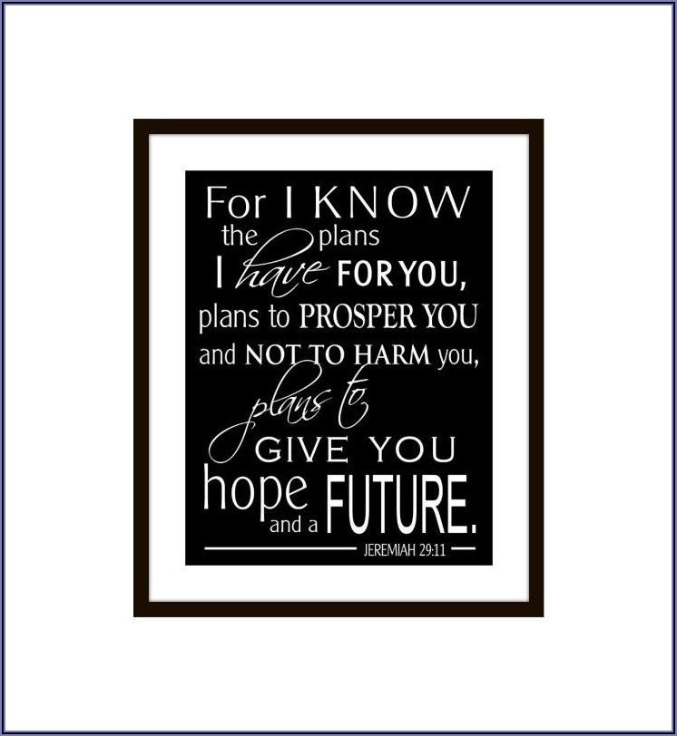 Scripture For Graduation Announcements