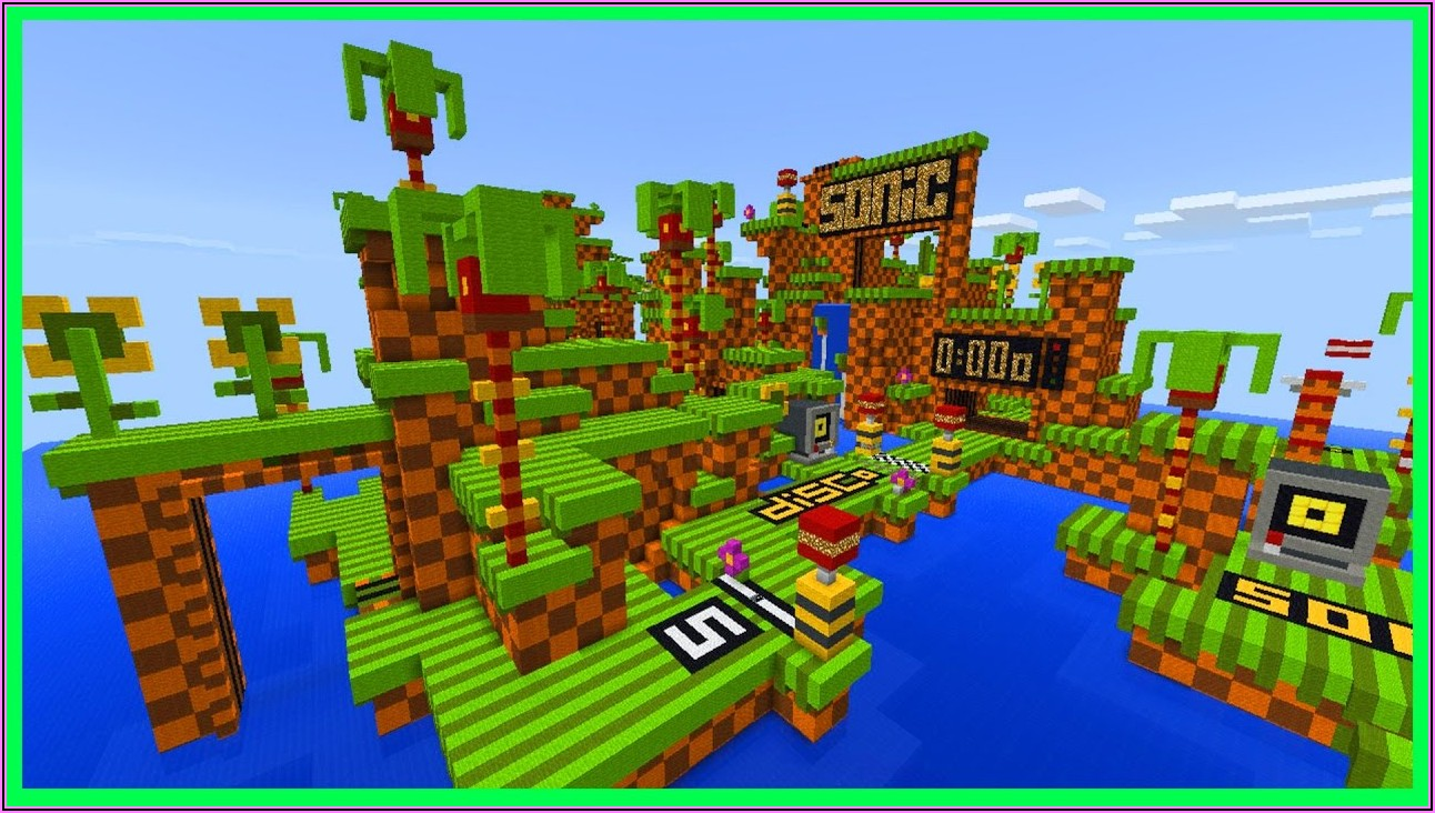Seeds For Minecraft Pe Parkour Maps