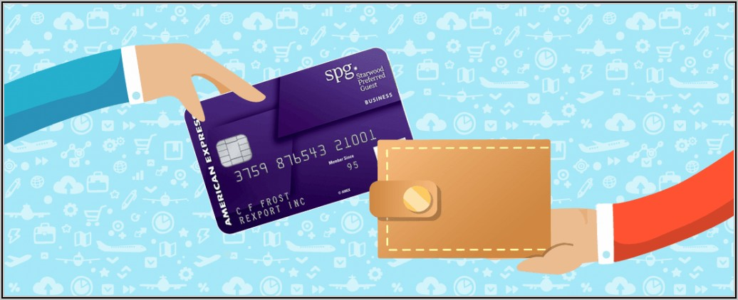 Spg Business Card Benefits