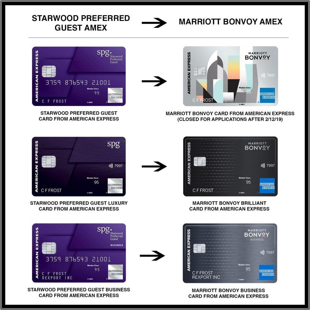 Starwood Business Card Benefits
