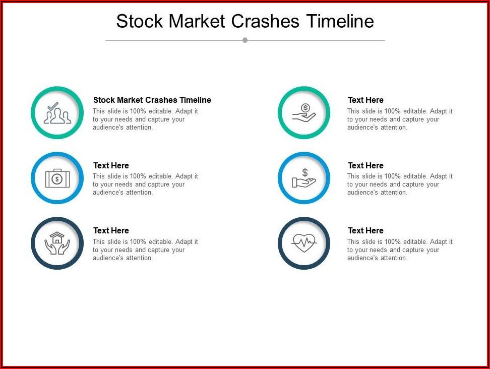 Stock Market Crashes Timeline