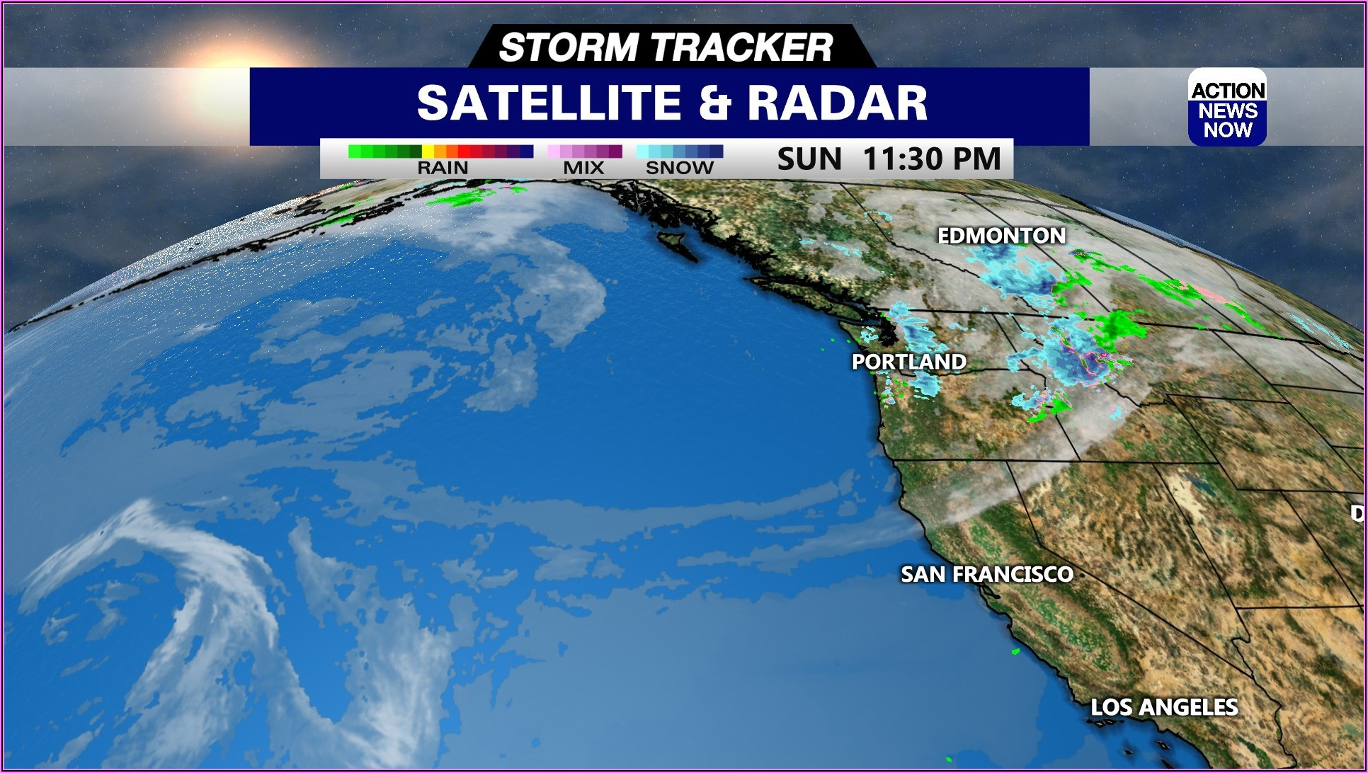 Us Weather Radar Map