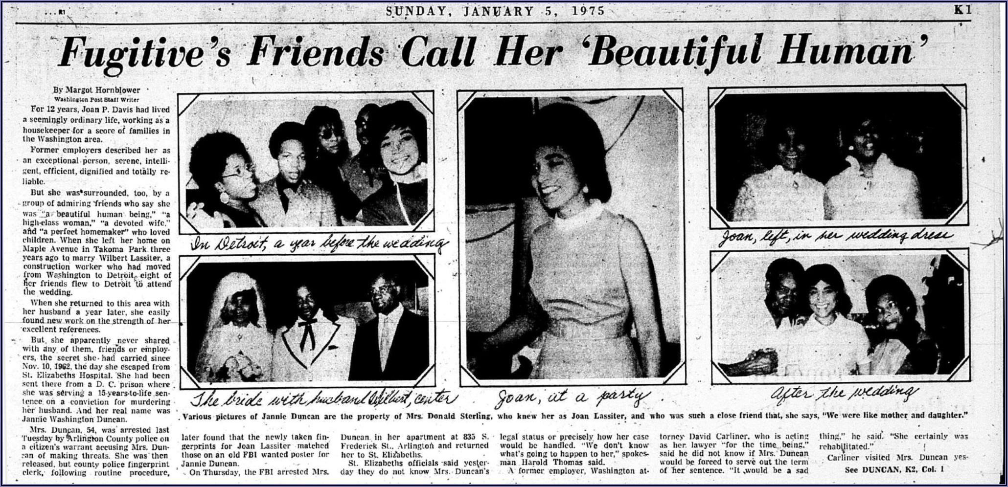 Washington Post Wedding Announcements Archives