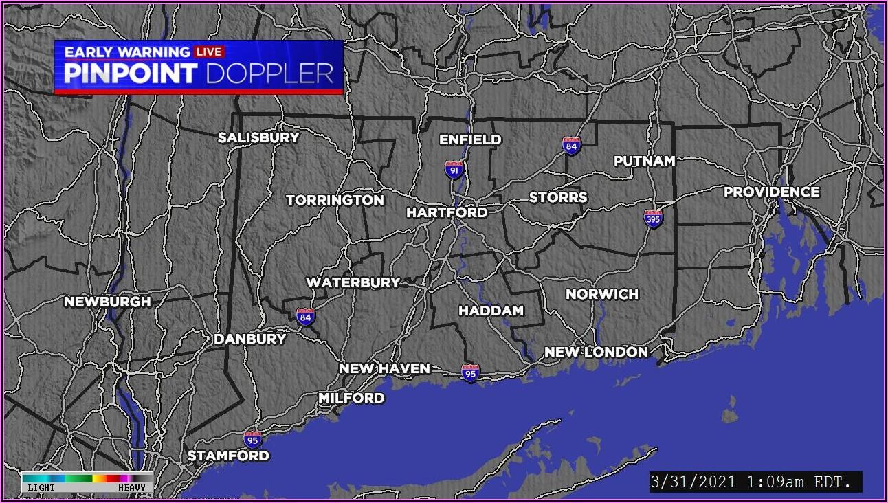 Weather Channel Radar Map In Motion