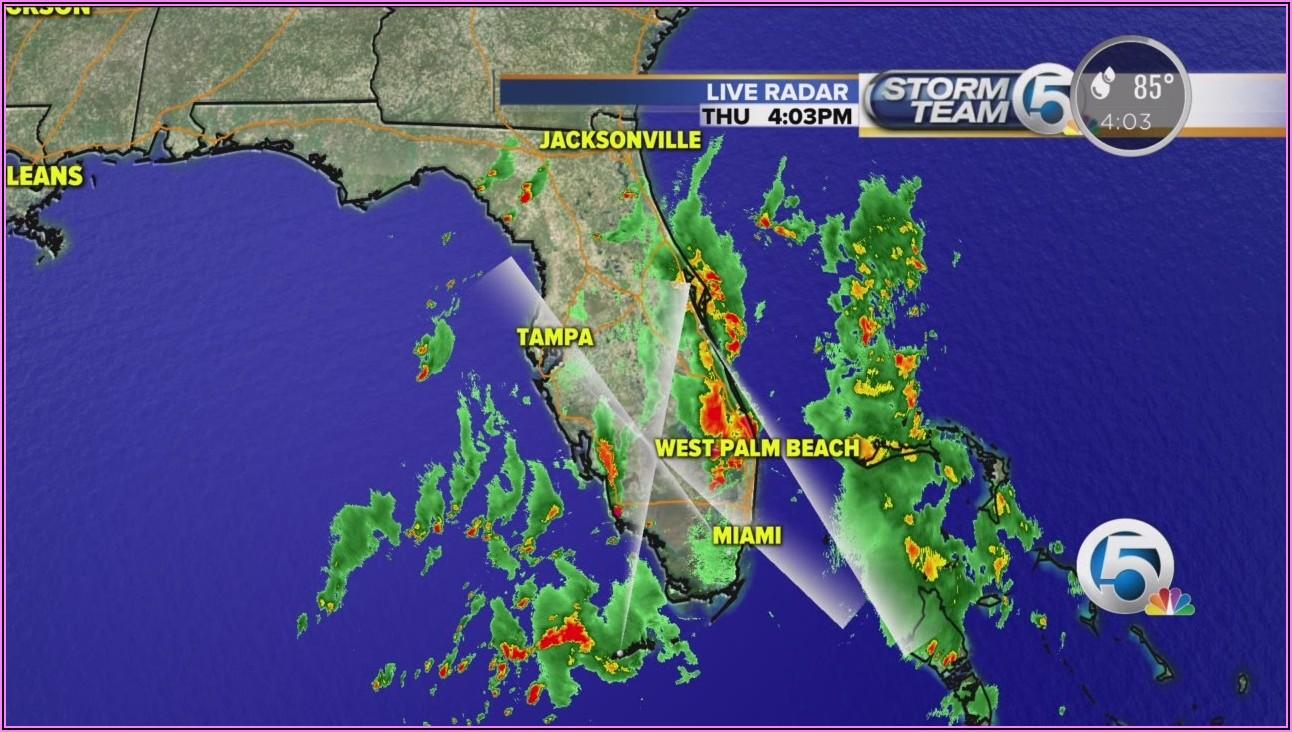 Weather Radar Map Central Florida
