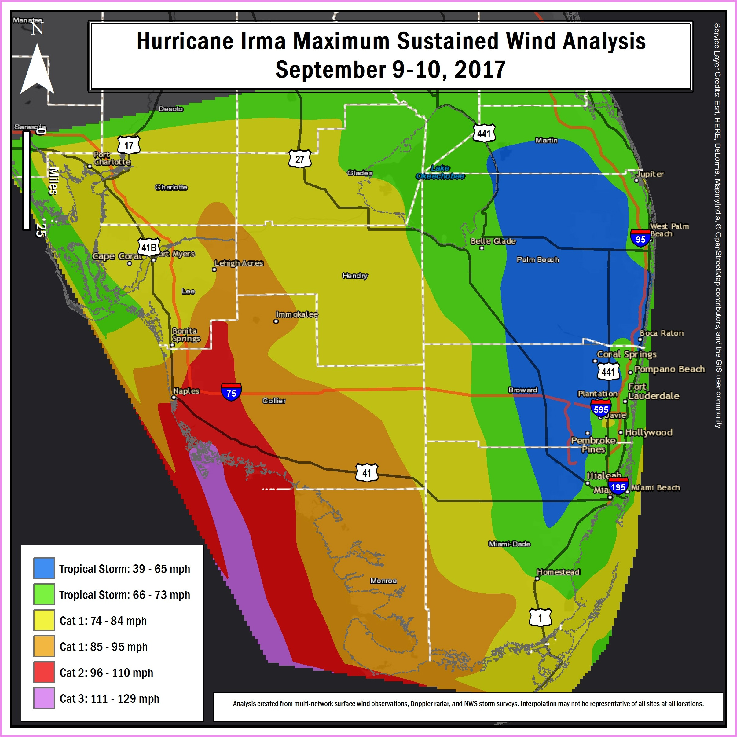 Weather Radar Map Destin Florida