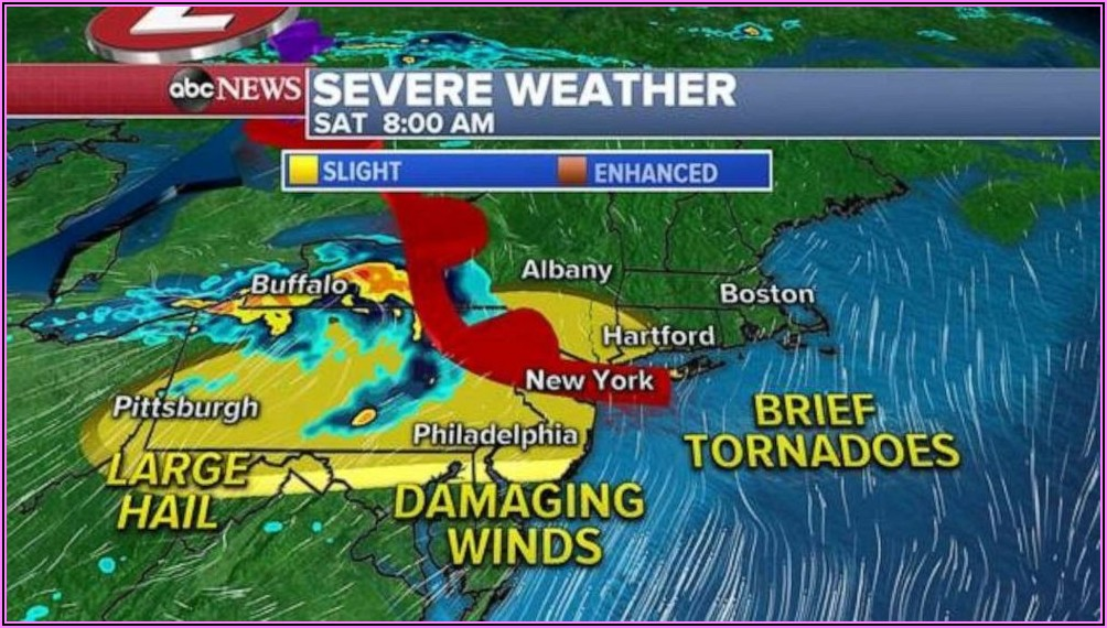Weather Radar Map Northeast Usa