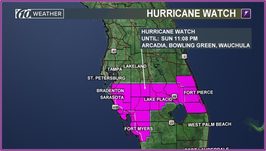 Weather Radar Map Sarasota Florida