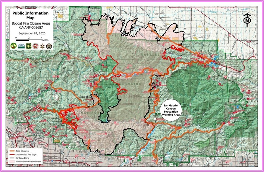 Woolsey Fire Damage Assessment Map