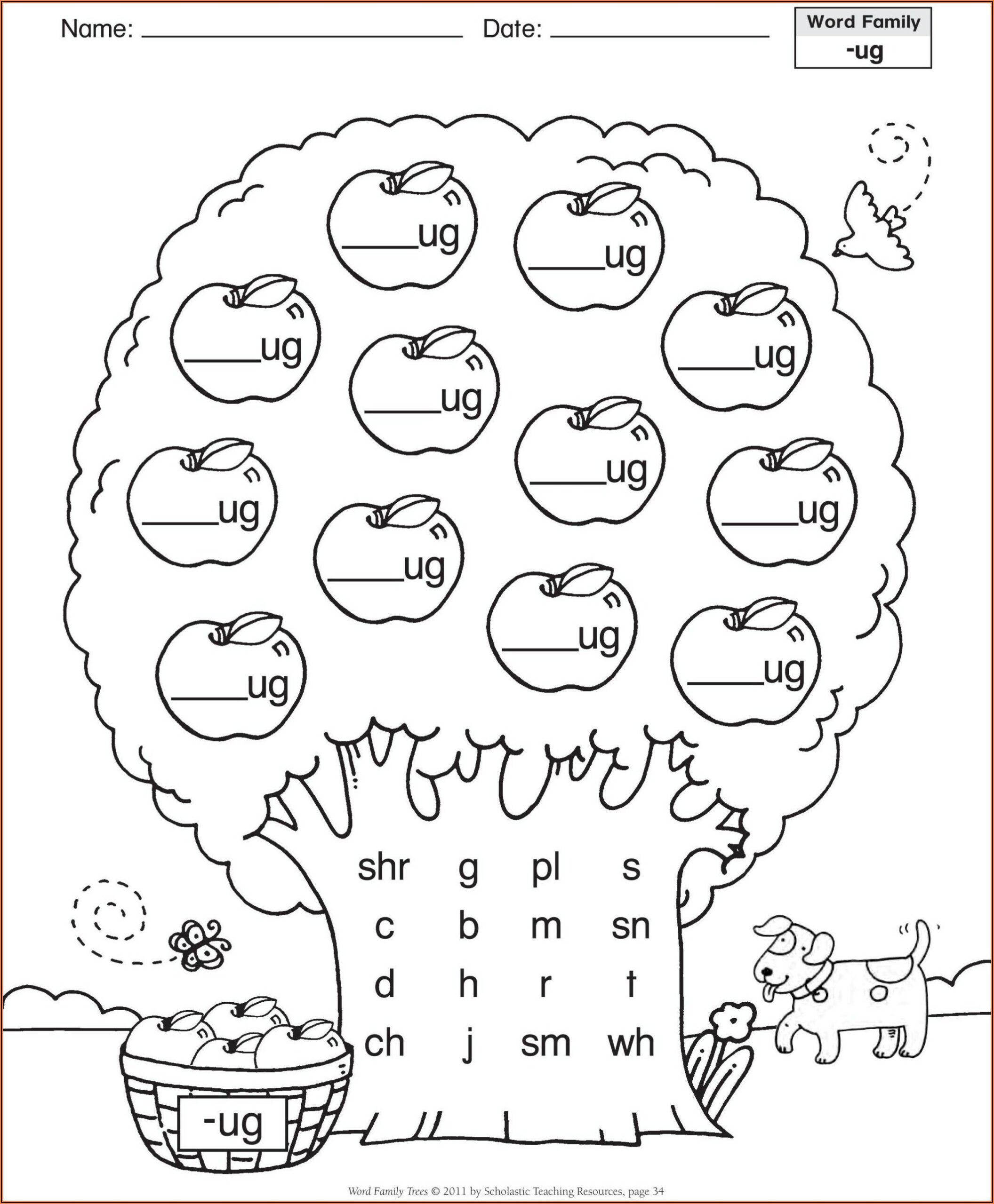 Worksheets For Kindergarten Maths