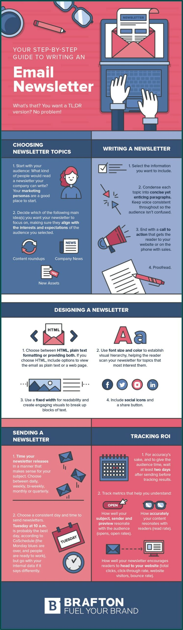 Writing A Newsletter For Your Company