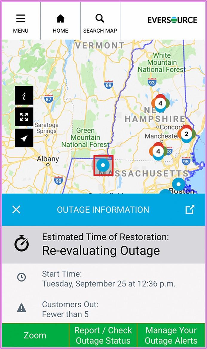 Xfinity Outage Map Bristol Ct