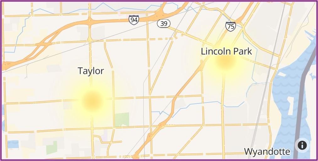 Xfinity Outage Map Michigan