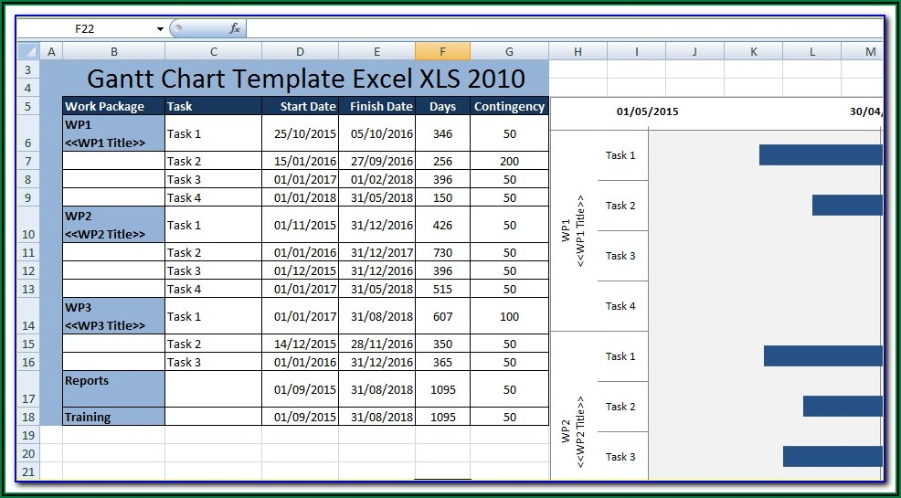 Yearly Timesheet Template Excel Download