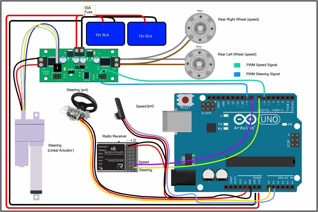 12v Wiring Electric Toy Car Wiring Diagram