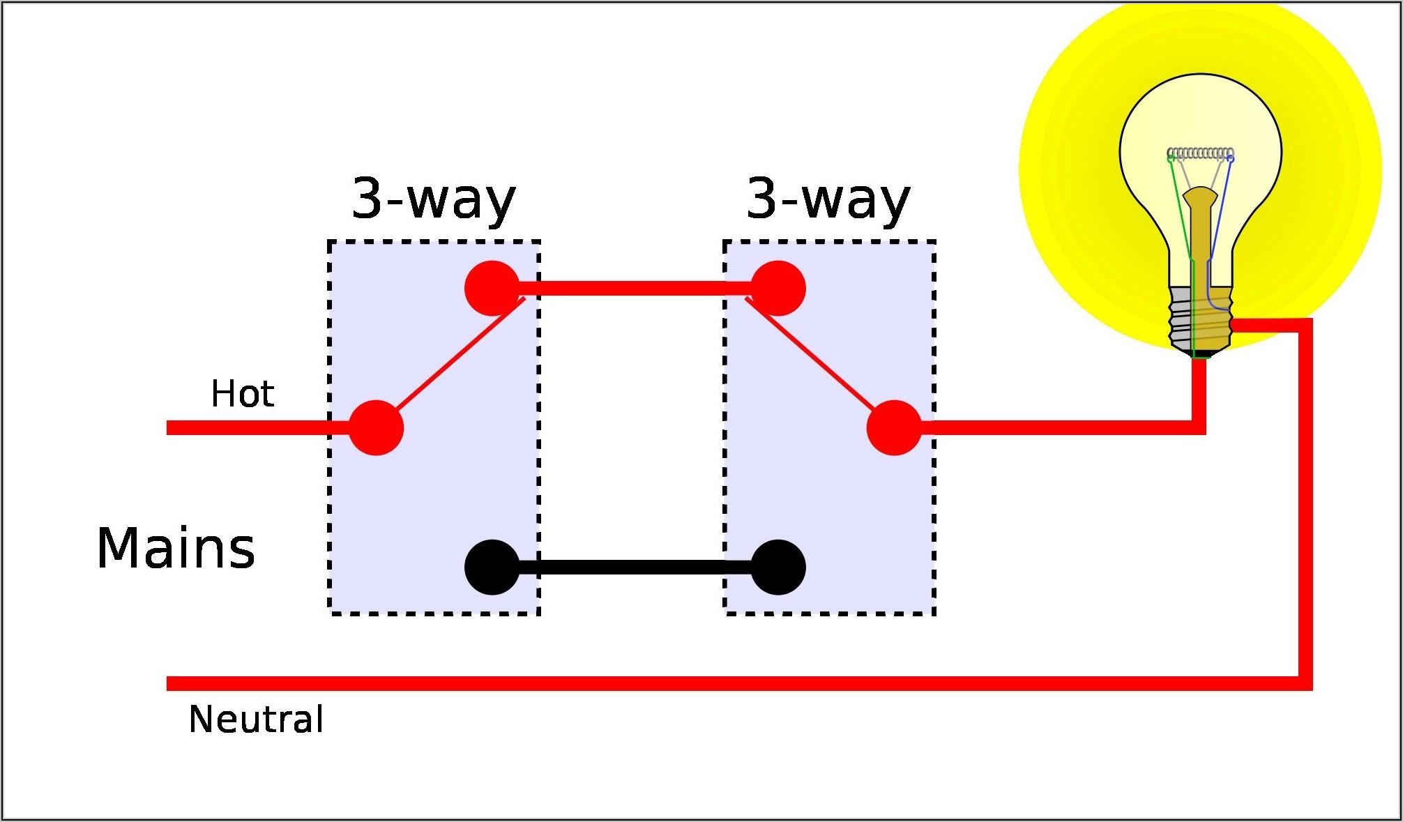 3 Gang Light Switch Wiring Diagram Australia
