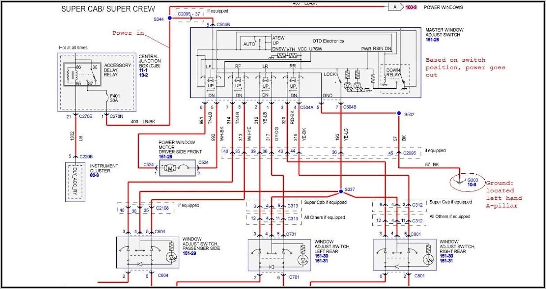 7 Pin Trailer Plug Wiring Diagram Usa