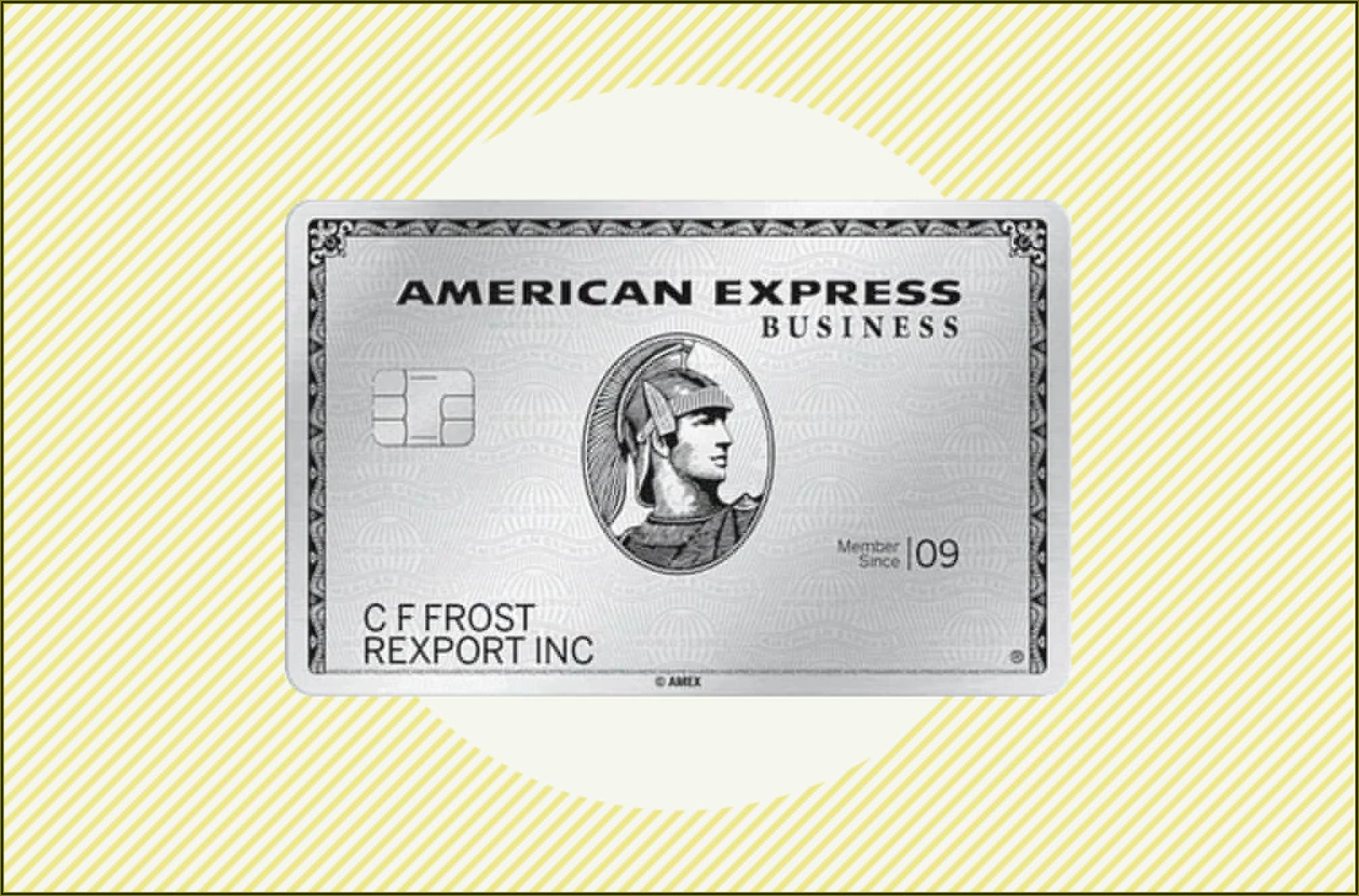 American Express Business Platinum Employee Card Benefits