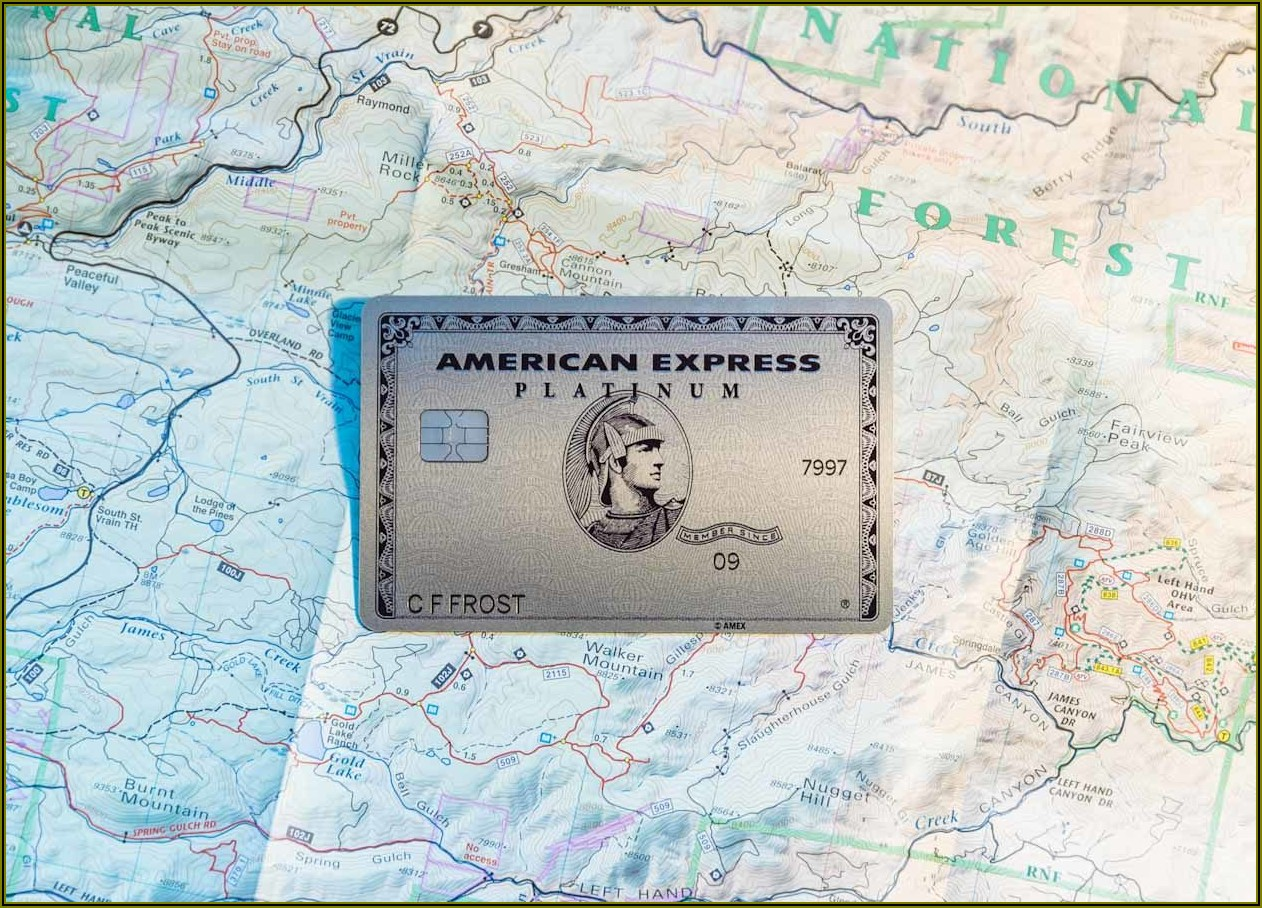 American Express Platinum Business Card Uk