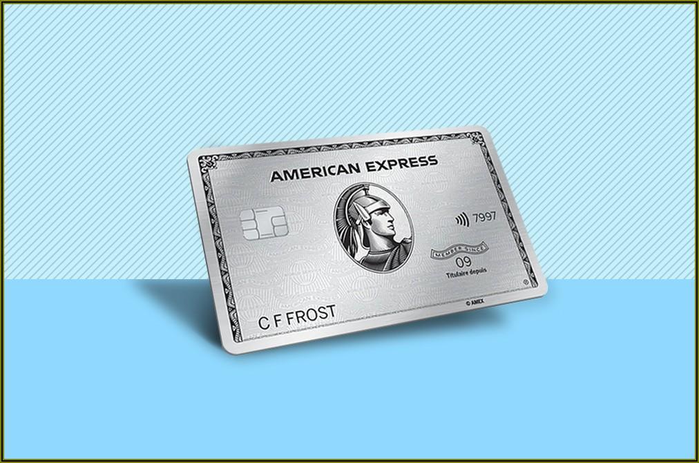 American Express Platinum Business Card Vs Personal