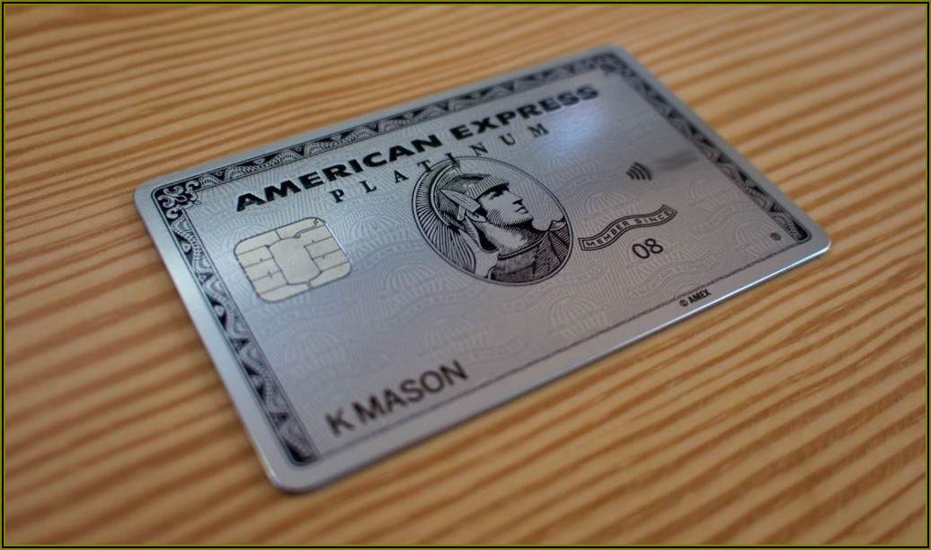 Amex Business Platinum Metal Card Canada
