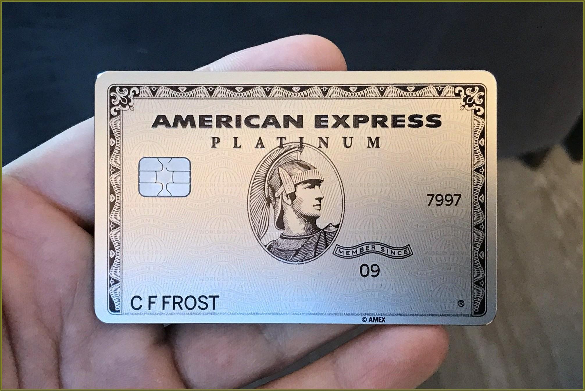 Amex Platinum Corporate Card Benefits