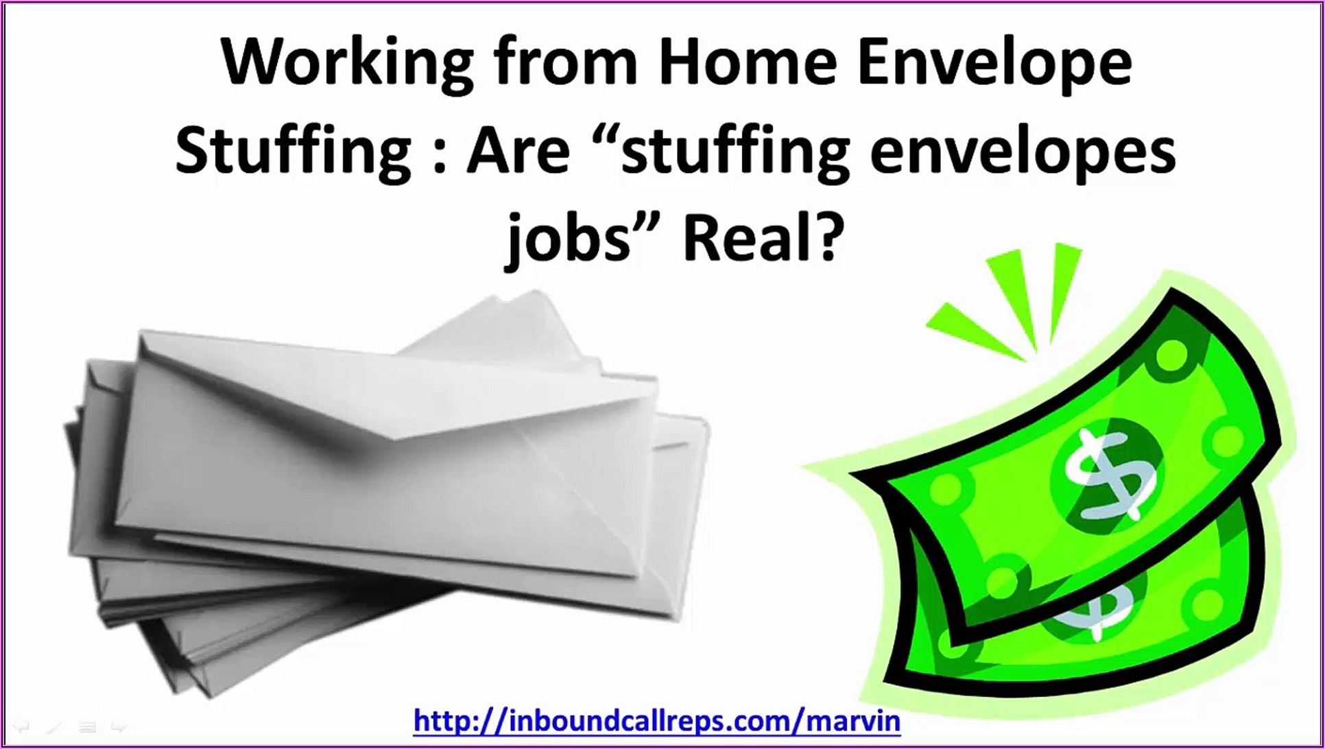 Are There Any Legitimate Envelope Stuffing Jobs