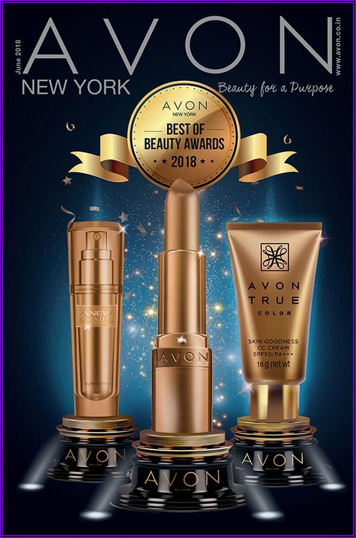 Avon Brochure June 2019 Pdf