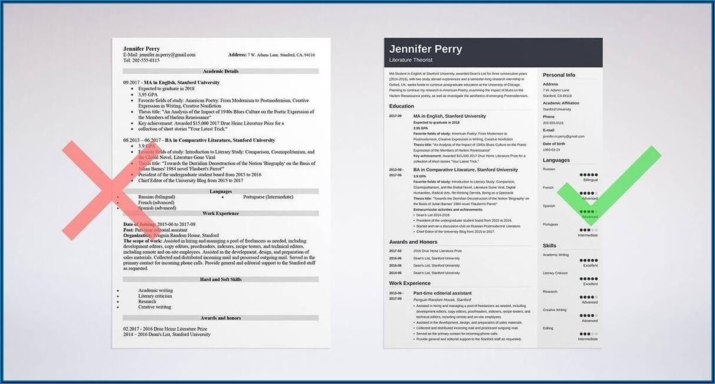 Blank Scholarship Application Form