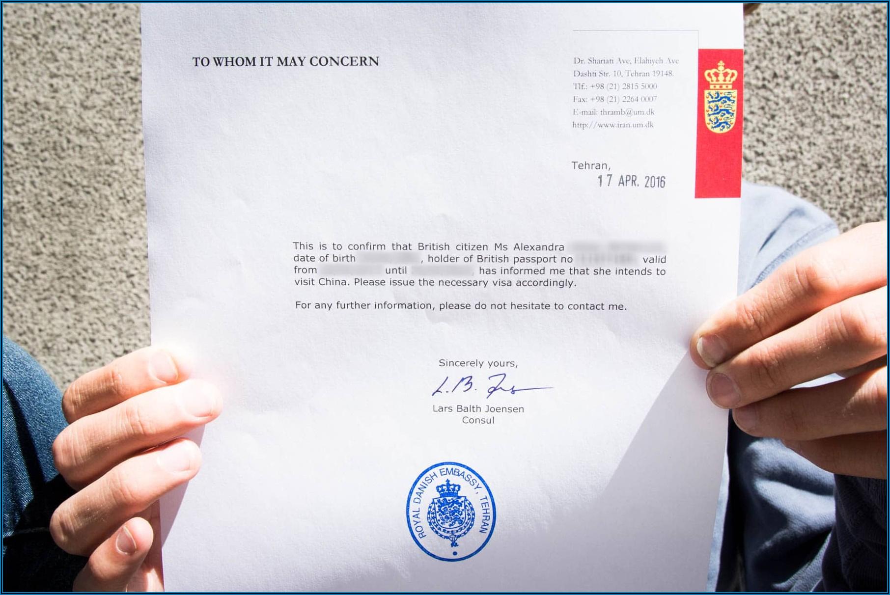 British Embassy Pakistan Visa Application Form