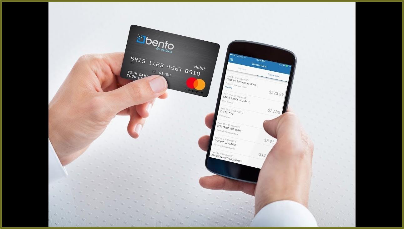Business Prepaid Debit Card