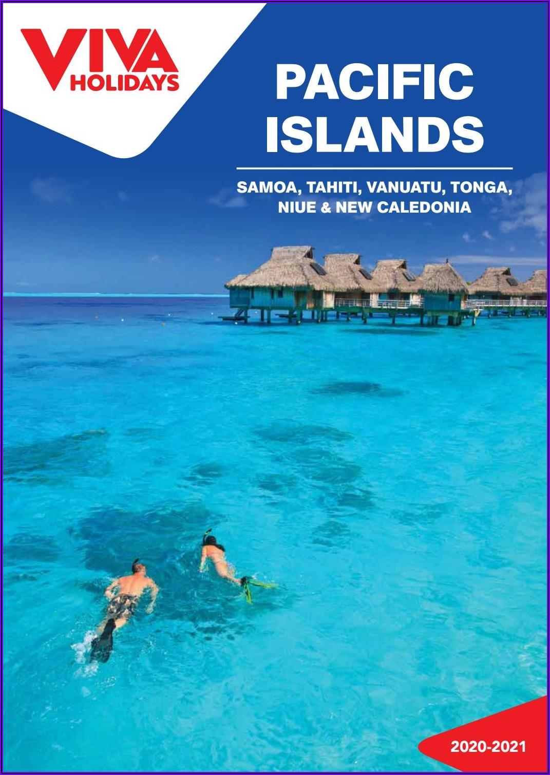 Caledonian Travel Brochure Request