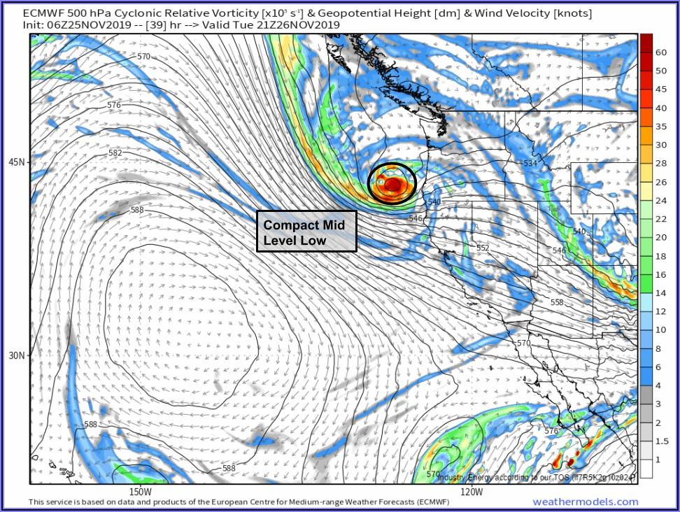 California Weather Map Tomorrow