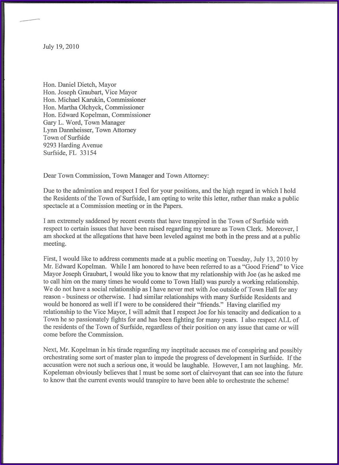 Cease And Desist Slander Letter Template Uk