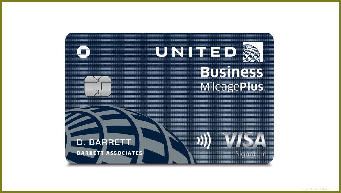Chase United Business Card 100k