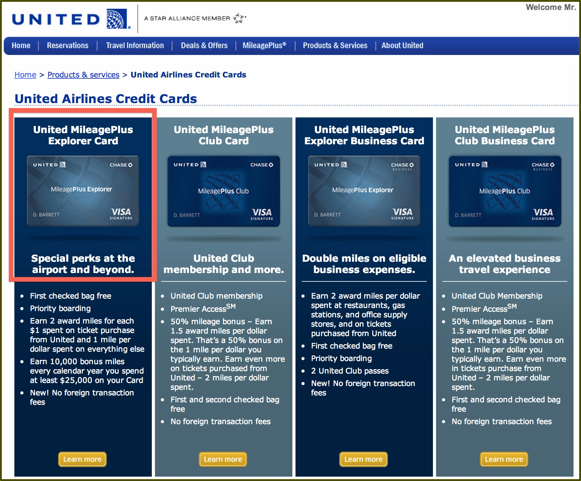 Chase United Business Card Customer Service