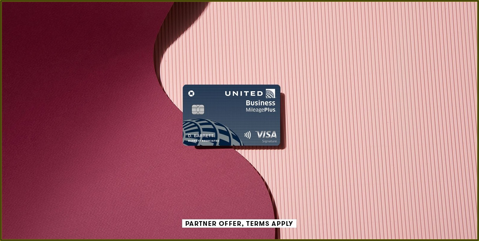 Chase United Business Credit Card Offers