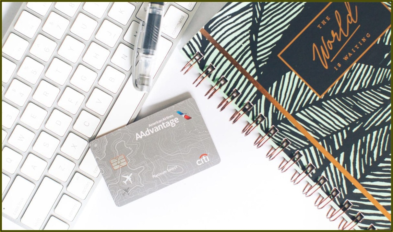 Citi Aadvantage Business Card 70000