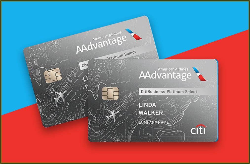 Citi Aadvantage Business Card Application