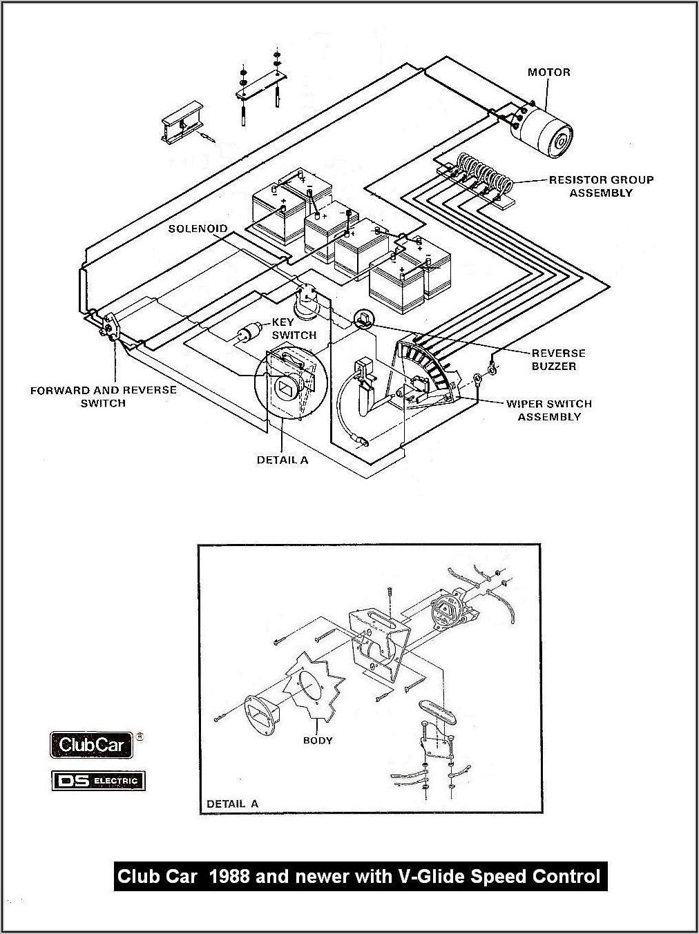 Club Car Wiring Diagram 48 Volt Pdf