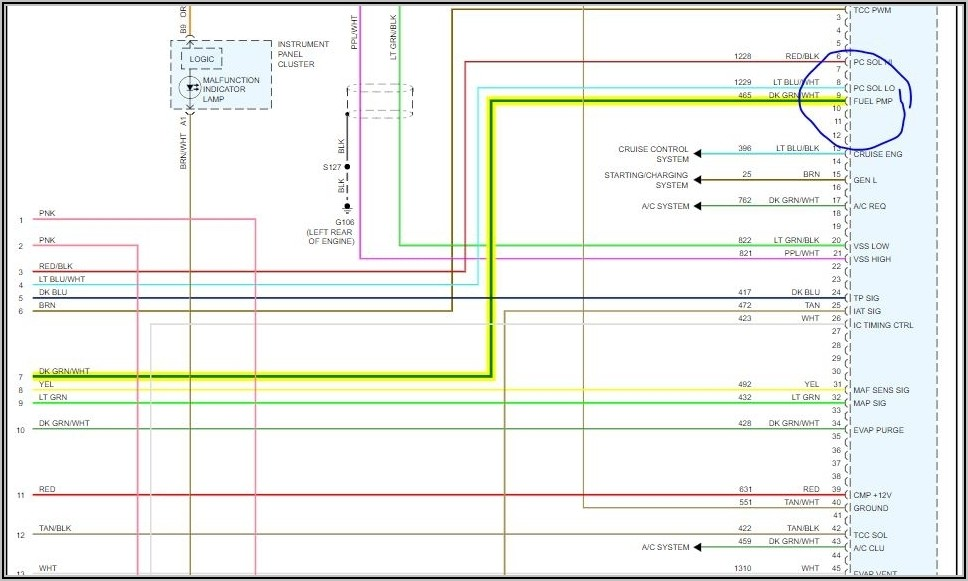 Club Car Wiring Diagrams 48 Volts