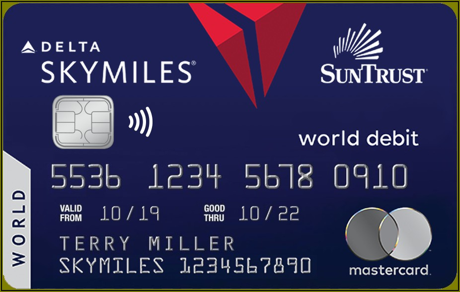 Delta Amex Platinum Business Card