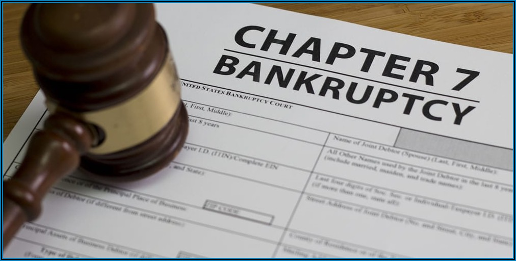 Documents Needed For Chapter 7 Bankruptcy