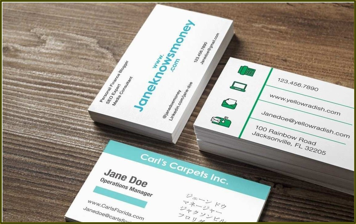 Does Fedex Kinkos Print Business Cards