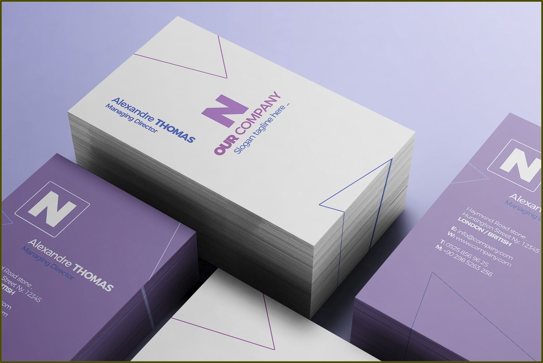 Embossed Business Card Mockup Psd Free